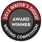 Writers Digest 2015 Badge
