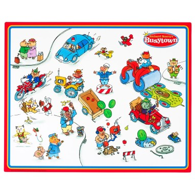 Richard Scarry Busytown