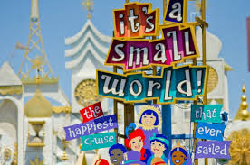 Small world sign