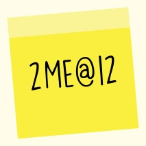 2Me.at12 Logo by Caleigh Carr